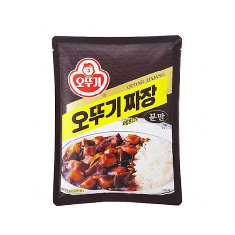 오뚜기 짜장분말 (Ottogi Black Bean Sauce Jjajang Mix) - 1kg