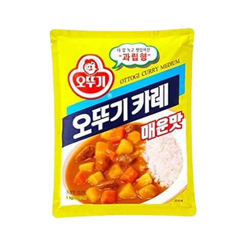 오뚜기 카레 매운맛 (Ottogi Curry Mix Spicy) - 1kg/ea
