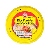 오뚜기 게살 죽 (Ottogi Rice Porridge with Snow Crab Bowl) - 285g