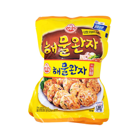 오뚜기 해물완자 (Ottogi Stir Fried Seafood Ball) - 390g x 2pk