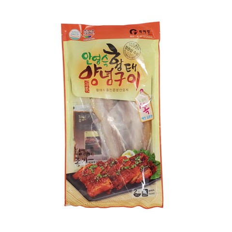 황태 양념구이 (Pollack Roasted with Seasonings) 300g