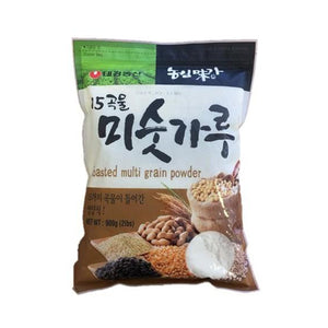 15곡 미숫가루 (Roasted Multi Grain Powder) - 900g