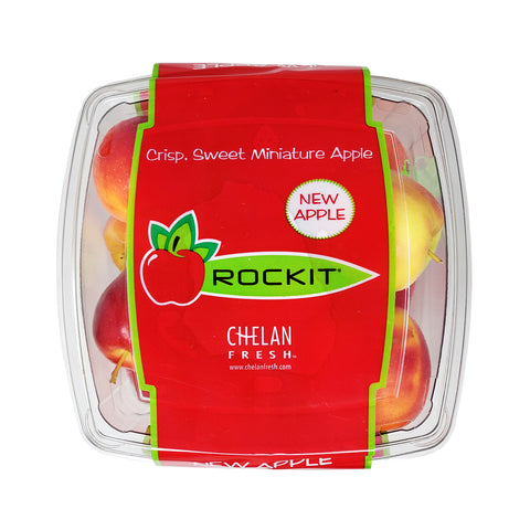 Rockit Crisp. Sweet Miniature Apples 3lbs