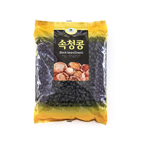 롬 속청 콩 (Rom Black Bean(Green)) - 4lbs