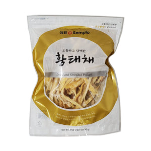 샘표 황태채 (Sempio Dried and Shredded Pollack) 5oz