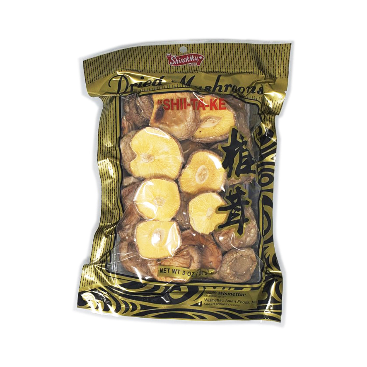 마른 버섯 (Dried Shiitake Mushrooms) 85g