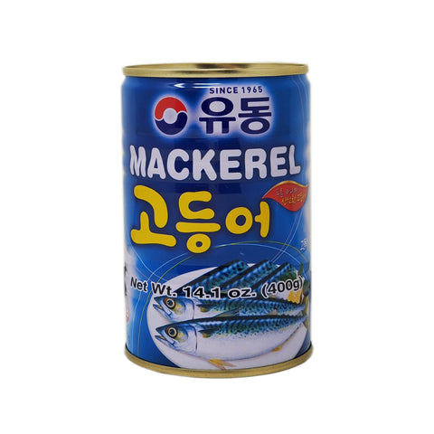 유동 고등어 (Yoodong Mackerel) 400g