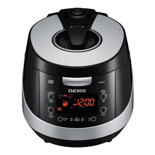 쿠쿠 전기압력밥솥 Cuckoo 6-Cup Electric Rice Cooker (CRP-HS0657F)