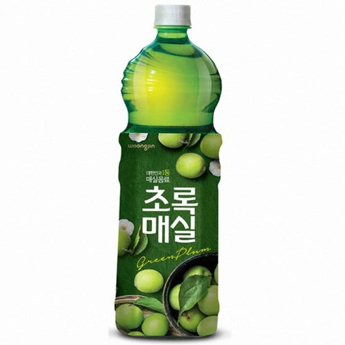 웅진 초록매실 (Green Plum Drink) - 1.5 liter