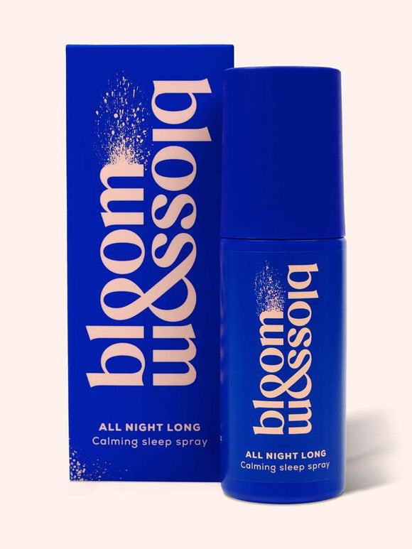Bloom & Blossom ALL NIGHT LONG Calming Sleep Spray