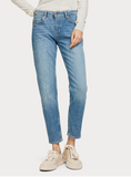 Scotch & Soda The Keeper Washed Blue Jeans