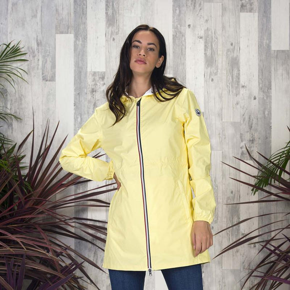 JOTT Laura Yellow Waterproof Jacket