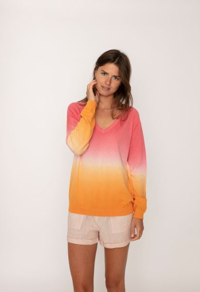 Jeff Tie Dye Sweater - Casta