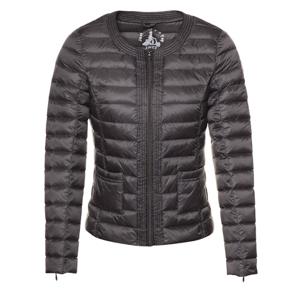 JOTT Douda Down Jacket - Gun Metal Grey