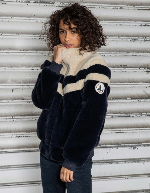 JOTT Fonky Faux Fur Jacket