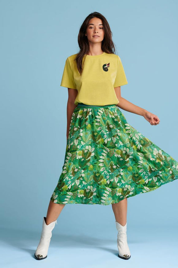 POM Jungle Beats Skirt
