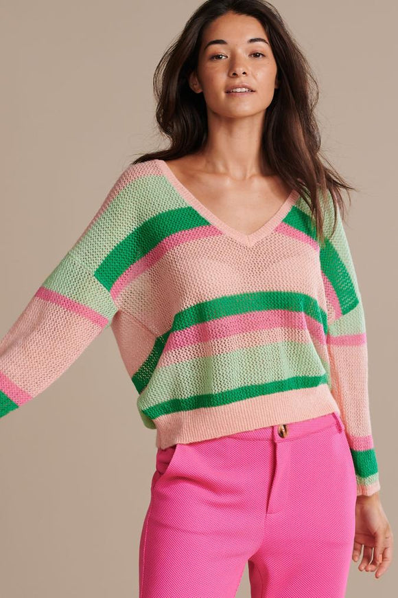 POM Over The Rainbow Pullover