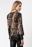 Religion Collective Hide Print Top