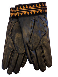 Scotch & Soda Leather Gloves