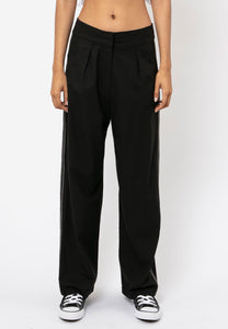 Religion Sunrise Black Trousers