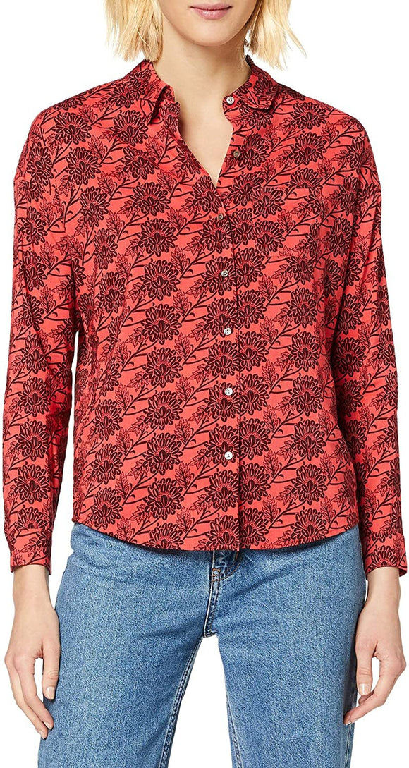 Scotch & Soda Vintage Floral Shirt