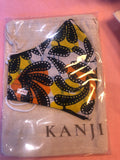 Kanji Handmade Facemasks - Assorted Patterns