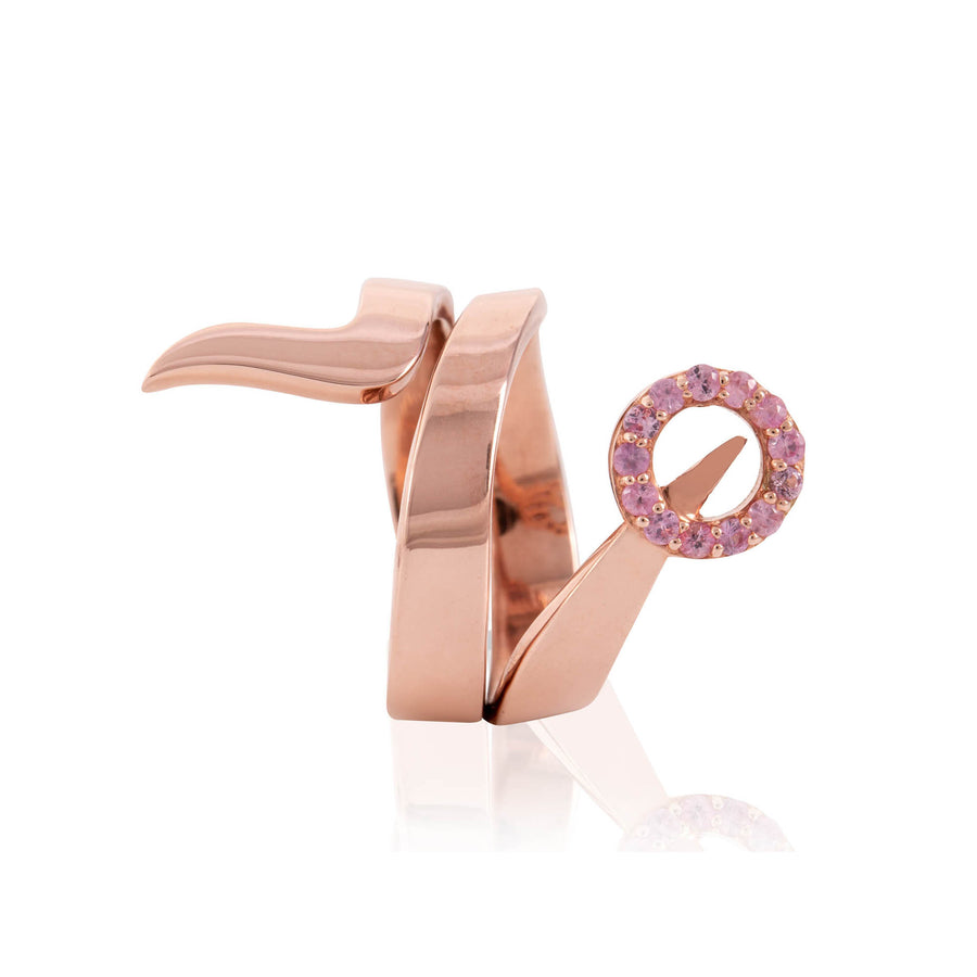 SNAKETRIC RING BIG BABOL