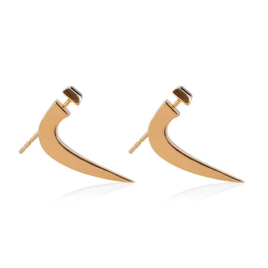 AMAZON EARRINGS GOLD