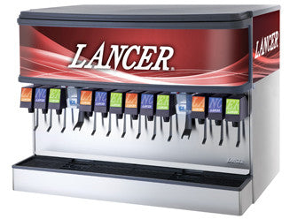 Lancer IBD 4500 Soda Dispenser