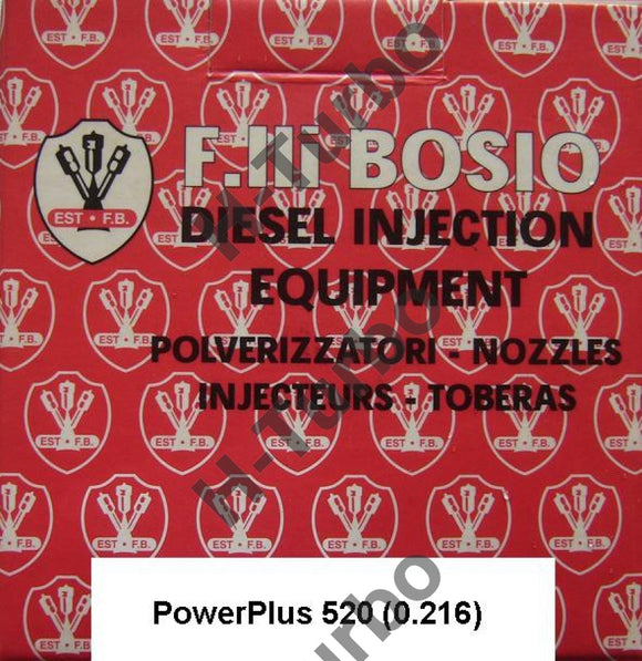 Bosio PowerPlus 520 (216 µm)