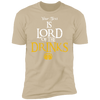 Lord Of The Drinks T-Shirt