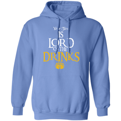 Lord Of The Drinks Hoodie