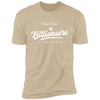 Billionaire In The Making T-Shirt