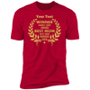 Awarded Best Mom T-Shirt