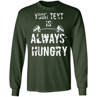 Always Hungry Long Sleeve