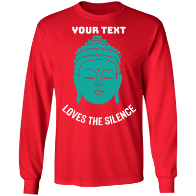 Loves The Silence Long Sleeve