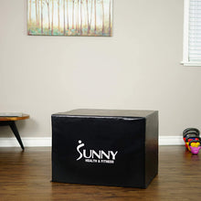 Load image into Gallery viewer, 3-in-1 Foam Plyo Box