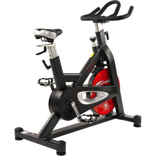 Load image into Gallery viewer, Evolution Pro Magnetic Belt Drive Indoor Cycling Bike, High Weight Capacity, Heavy Duty Flywheel