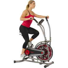 Load image into Gallery viewer, Motion Air Bike, Fan Exercise Bike with Unlimited Resistance and Device Holder