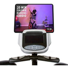 Load image into Gallery viewer, Motorized Elliptical Machine W/device Holder, Programmable Monitor and Heart Rate Monitoring