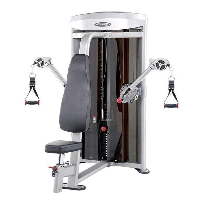Steelflex M3DFC 3D Chest Machine