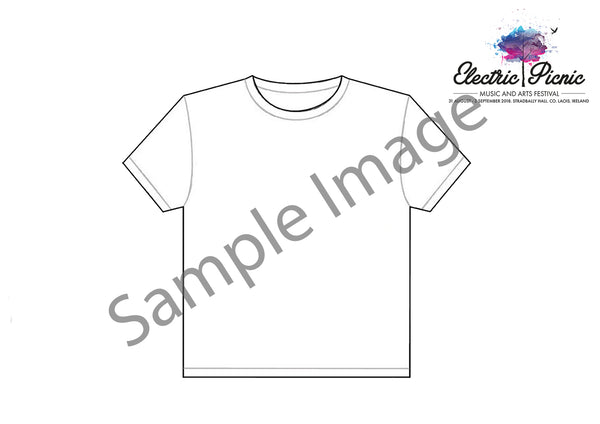 Electric Picnic 2021 Event T-Shirt