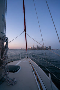 Sail Sunset 6 person private charter ($575 value) Buy Now, Schedule Later