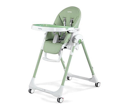 Made in Italy. Peg Perego newborn and toddler highchair