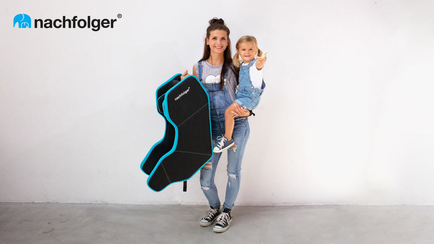 Nachfolger HY5 – Foldable Child Carseat