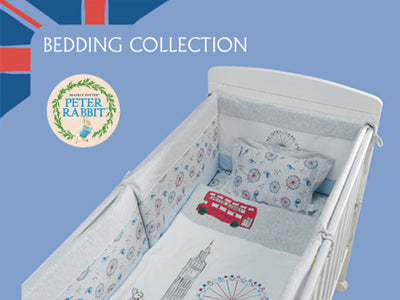 Peter Rabbit LONDON FERRIS Baby Beddings Collection