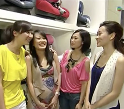 TVB [Mother's Day Special] – Miss Hong Kong Visiting 0/3 baby collection Retail Shop