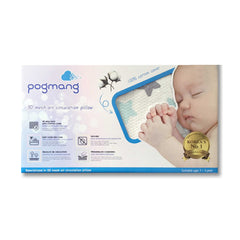 POGMANG - 3D AIR MESH BREATHABLE BABY PILLOW - MY CAR