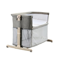 HAPPA 4 in 1 Cot n Play - Stone