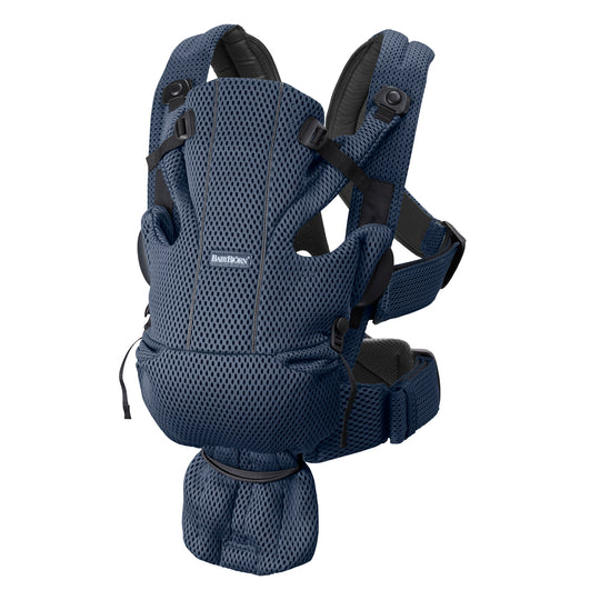 BB Baby Carrier Move, Mesh - Navy